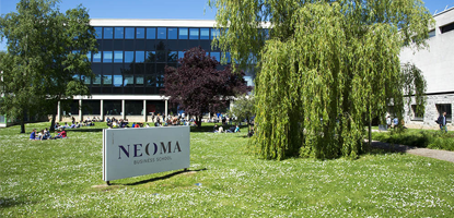 NEOMA BUSINESS SCHOOL 法国诺欧商学院